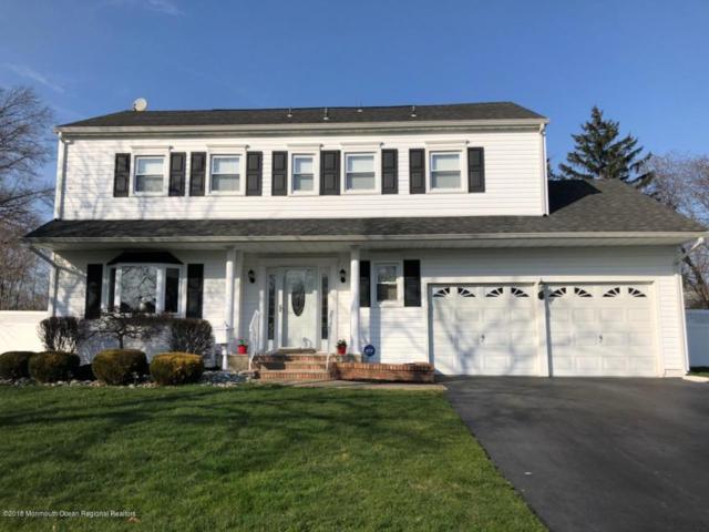 9 Tall Oaks Drive, Hazlet, NJ 07730 (MLS #21815211) :: The Dekanski Home Selling Team