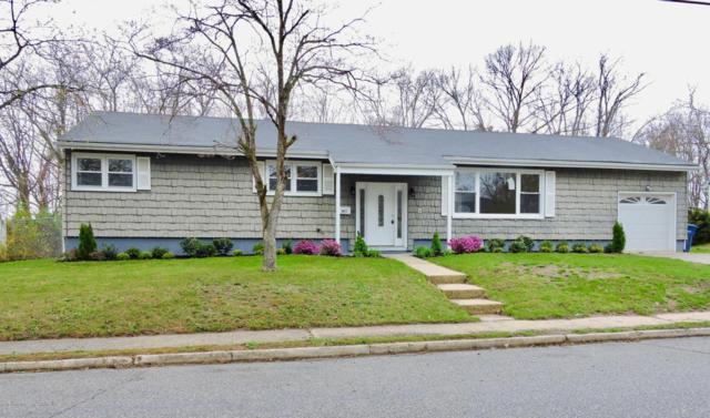 1013 Fordham Road, Neptune Township, NJ 07753 (MLS #21816252) :: The Dekanski Home Selling Team