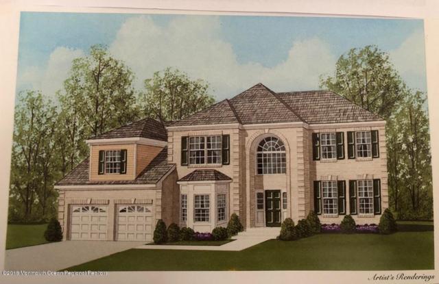 4 Tall Oaks Court, Marlboro, NJ 07746 (MLS #21816272) :: The Dekanski Home Selling Team