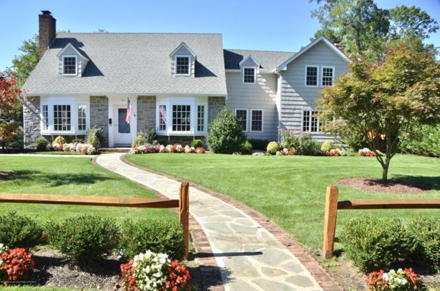 32 Woodland Drive, Fair Haven, NJ 07704 (MLS #21816598) :: The Dekanski Home Selling Team