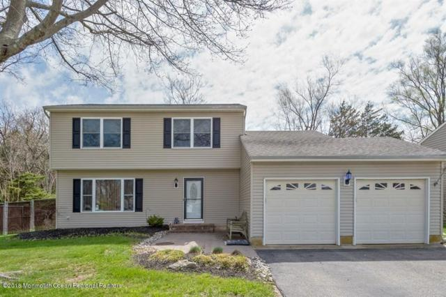 188 Luther Drive, Manchester, NJ 08759 (MLS #21816620) :: The Dekanski Home Selling Team