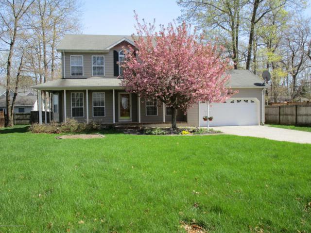 2540 Woodland Road, Manchester, NJ 08759 (MLS #21817619) :: The Dekanski Home Selling Team