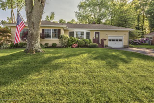 208 Rutledge Drive, Middletown, NJ 07748 (MLS #21817914) :: The Dekanski Home Selling Team