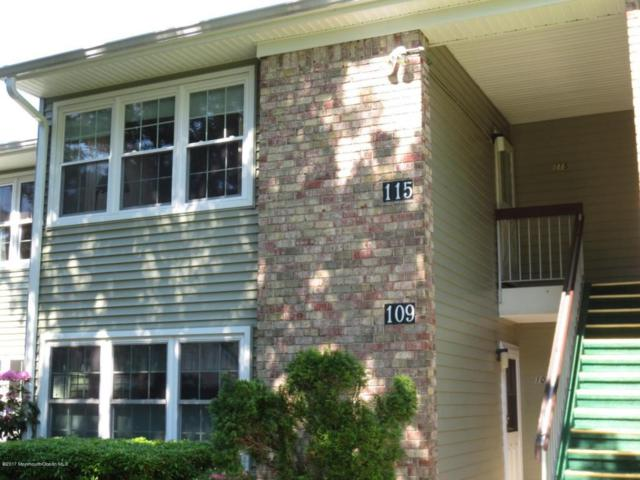 115 Cranberry Court #139, Red Bank, NJ 07701 (MLS #21817944) :: The Dekanski Home Selling Team