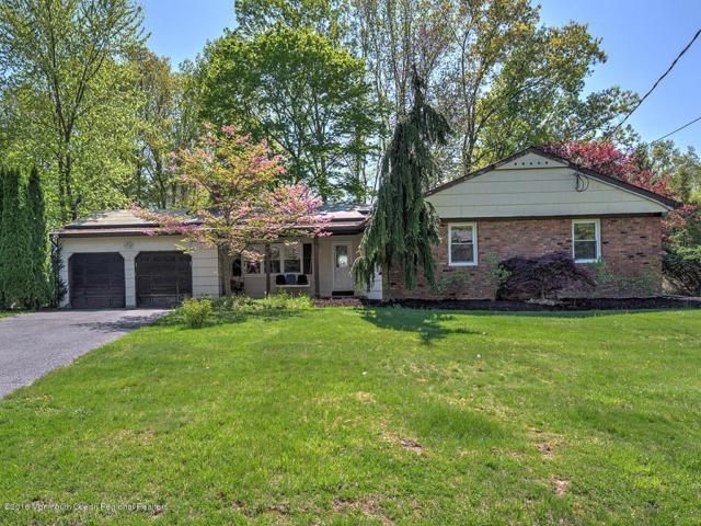 7 Sherbrooke Lane, Morganville, NJ 07751 (MLS #21818007) :: The Dekanski Home Selling Team