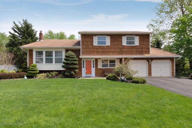 25 Pittsfield Road, Howell, NJ 07731 (MLS #21818350) :: The Dekanski Home Selling Team