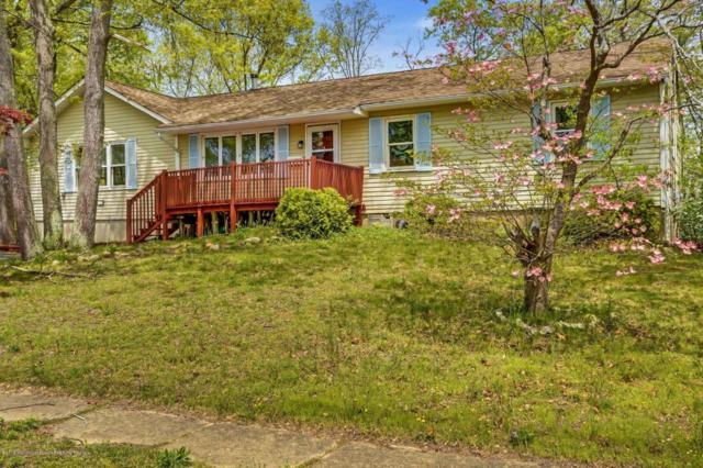 53 Darien Road, Howell, NJ 07731 (MLS #21818353) :: The Dekanski Home Selling Team