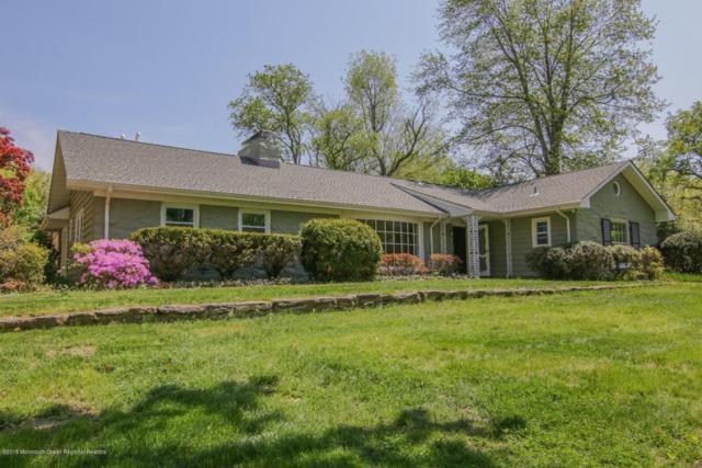 56 Hamiltonian Drive, Middletown, NJ 07748 (MLS #21819994) :: The Dekanski Home Selling Team