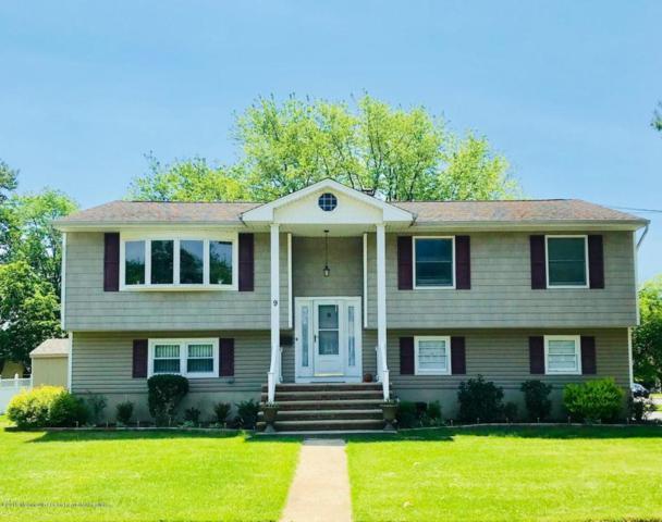 9 Sylvan Boulevard, Howell, NJ 07731 (MLS #21820057) :: The Dekanski Home Selling Team