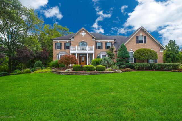 93 Tricentennial Drive, Freehold, NJ 07728 (MLS #21820169) :: The Dekanski Home Selling Team