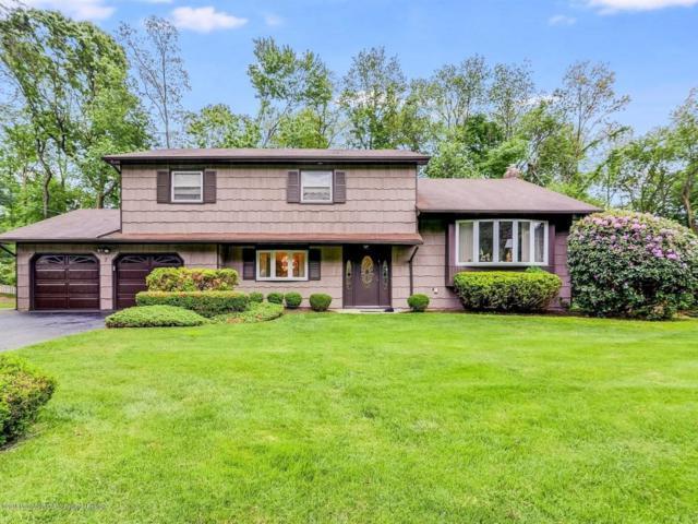 7 Duncan Drive, Morganville, NJ 07751 (MLS #21820185) :: The Dekanski Home Selling Team