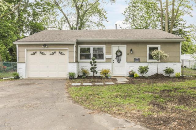 27 Carter Avenue, Middletown, NJ 07748 (MLS #21820211) :: The Force Group, Keller Williams Realty East Monmouth