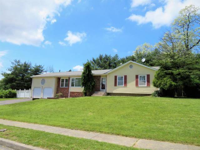 601 Sunshine Court, Brick, NJ 08724 (MLS #21820260) :: The Dekanski Home Selling Team