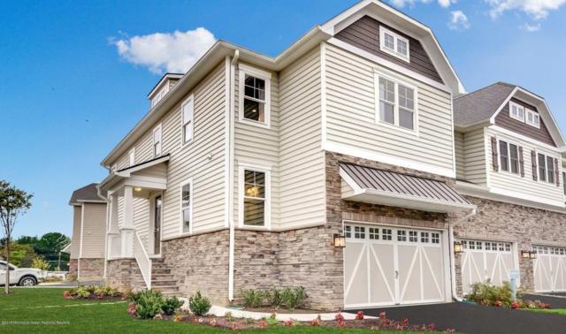 55 Eckert Drive #4401, Lincroft, NJ 07738 (MLS #21820425) :: The Dekanski Home Selling Team
