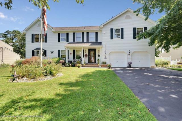 33 Oak Knoll Drive, Brick, NJ 08724 (#21820496) :: Daunno Realty Services, LLC