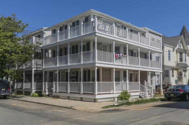 45 Beach Avenue #3, Ocean Grove, NJ 07756 (MLS #21820539) :: The Dekanski Home Selling Team