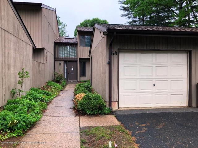 68 Berkshire Court, Red Bank, NJ 07701 (MLS #21820763) :: The Dekanski Home Selling Team