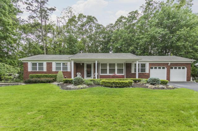 3 Macleish Drive, Morganville, NJ 07751 (MLS #21821273) :: The Dekanski Home Selling Team