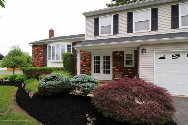 1 Concord Drive, Freehold, NJ 07728 (MLS #21821339) :: The Dekanski Home Selling Team