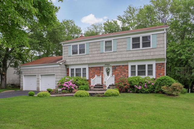 46 Stonehenge Drive, Ocean Twp, NJ 07712 (MLS #21821932) :: The Dekanski Home Selling Team