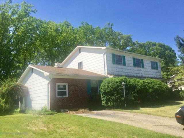 95 Newbury Road, Howell, NJ 07731 (MLS #21821943) :: The Dekanski Home Selling Team
