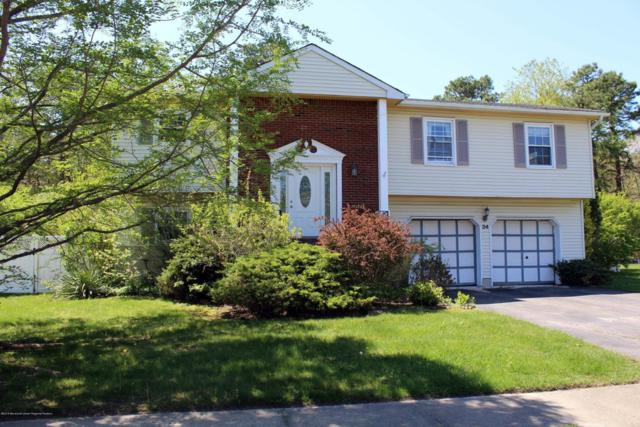 34 Jonathan Drive, Tinton Falls, NJ 07712 (#21822040) :: Daunno Realty Services, LLC