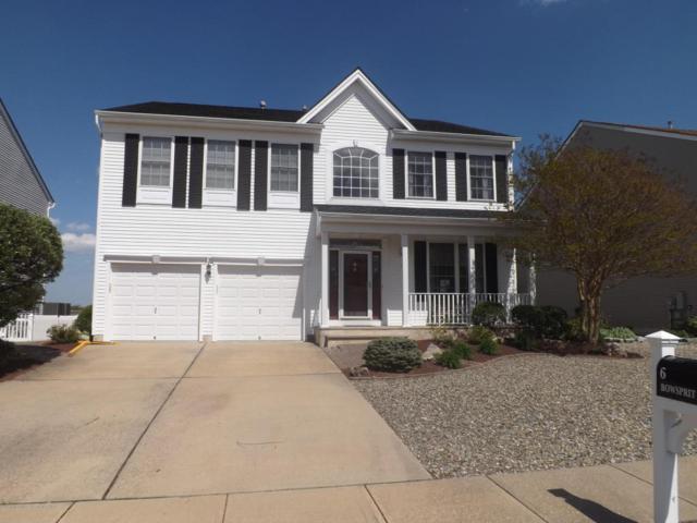 6 Bowsprit Drive, Bayville, NJ 08721 (MLS #21822191) :: The Dekanski Home Selling Team