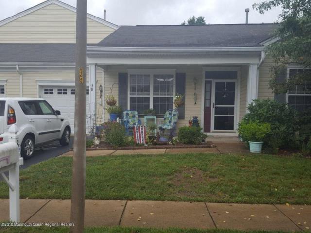 38 Silverside Road #1000, Lakewood, NJ 08701 (MLS #21822331) :: The Dekanski Home Selling Team