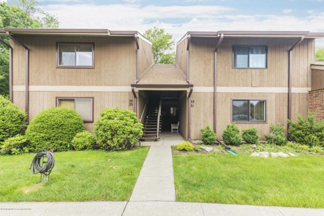 31 Dickinson Court, Red Bank, NJ 07701 (MLS #21822545) :: The Dekanski Home Selling Team