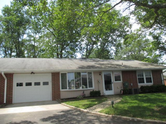 606A Lake Point Drive 100A, Lakewood, NJ 08701 (MLS #21822869) :: The Dekanski Home Selling Team