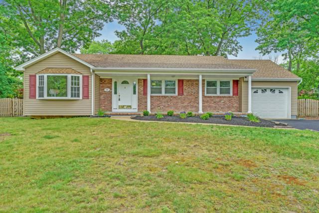 45 Woodridge Avenue, Toms River, NJ 08755 (MLS #21822911) :: The Dekanski Home Selling Team