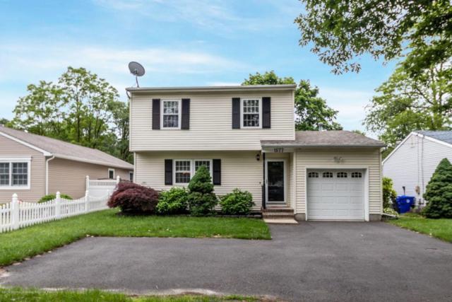 1577 Burrsville Road, Brick, NJ 08724 (MLS #21822999) :: The Dekanski Home Selling Team