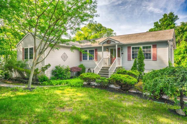 2121 Ridgeway Road, Toms River, NJ 08757 (MLS #21823096) :: The Dekanski Home Selling Team