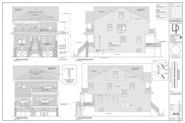 305 Maria Drive, Toms River, NJ 08753 (MLS #21823270) :: The Dekanski Home Selling Team