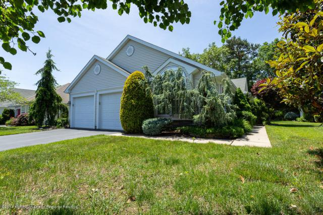 16 Schoolhouse Lane, Lakewood, NJ 08701 (MLS #21823324) :: The Dekanski Home Selling Team
