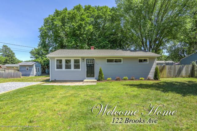 122 Brooks Avenue, Bayville, NJ 08721 (MLS #21823437) :: The Dekanski Home Selling Team
