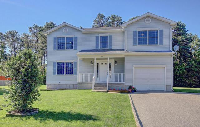 908 Broadway Boulevard, Toms River, NJ 08757 (MLS #21824027) :: The Dekanski Home Selling Team