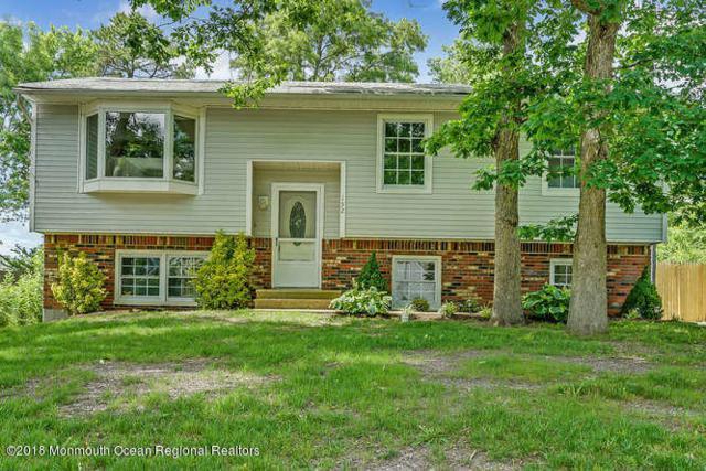 152 Torpedo Road, Manahawkin, NJ 08050 (MLS #21824032) :: The Dekanski Home Selling Team
