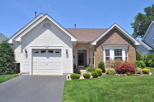 106 Sandpiper Drive, Bayville, NJ 08721 (MLS #21824055) :: The Dekanski Home Selling Team