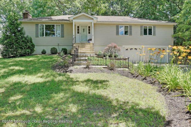 32 Pine Road, Howell, NJ 07731 (MLS #21824452) :: The Force Group, Keller Williams Realty East Monmouth