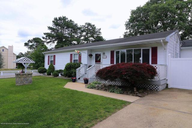 537 Continental Avenue, Bayville, NJ 08721 (MLS #21824857) :: The Dekanski Home Selling Team