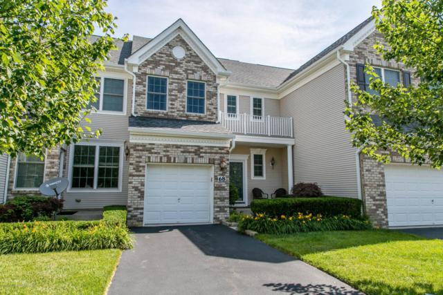 68 Demarest Drive, Manalapan, NJ 07726 (MLS #21825881) :: The Dekanski Home Selling Team