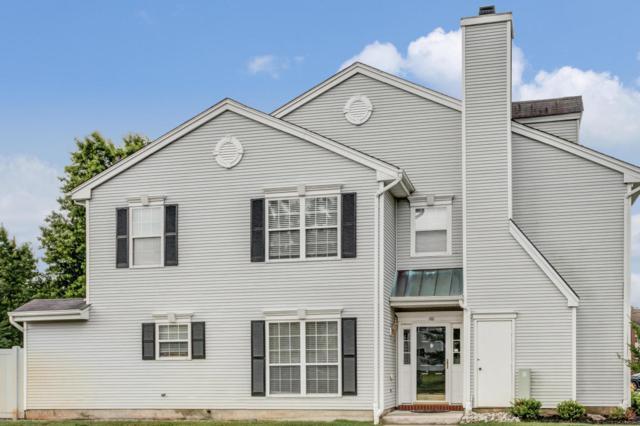 160 Setter Place #1000, Freehold, NJ 07728 (MLS #21826633) :: The Dekanski Home Selling Team