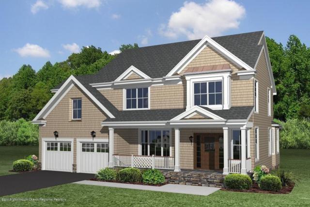 54 Linden Drive, Fair Haven, NJ 07704 (MLS #21828045) :: The Dekanski Home Selling Team