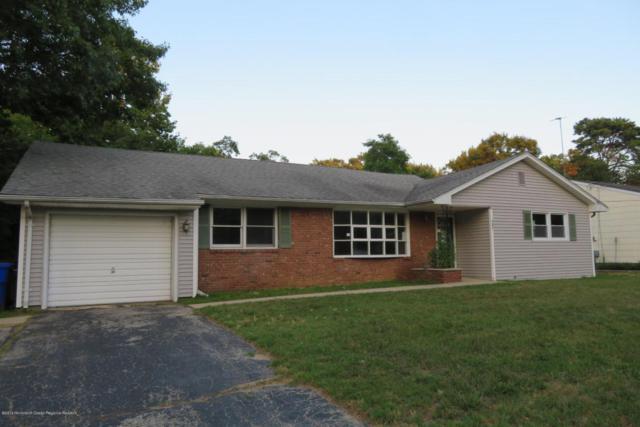 587 N Lake Shore Drive, Brick, NJ 08723 (#21828560) :: Daunno Realty Services, LLC