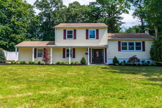 1 Colonial Way, Lincroft, NJ 07738 (MLS #21828564) :: RE/MAX Imperial