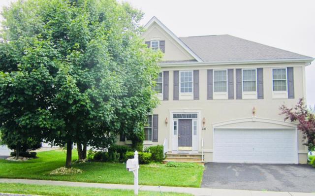 26 Springhouse Circle, Manalapan, NJ 07726 (MLS #21829545) :: The Dekanski Home Selling Team