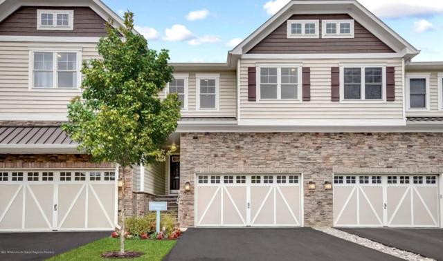 38 Malcolm Way #3203, Lincroft, NJ 07738 (MLS #21829854) :: The Dekanski Home Selling Team