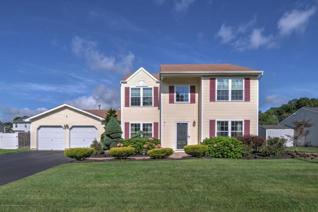 52 Sherrybrooke Drive, Howell, NJ 07731 (MLS #21830182) :: The Dekanski Home Selling Team