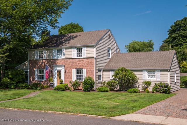 19 Pine Tree Lane, Fair Haven, NJ 07704 (MLS #21831834) :: The Dekanski Home Selling Team